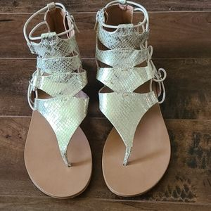 Aldo sandals, 7